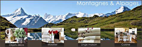 Rideaux Style Savoyard by Chalet D 233 Coration D 233 Coration De Montagnes D 233 Coration