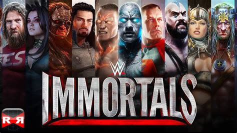 imagenes de wwe wallpaper wwe immortals by warner bros ios android gameplay