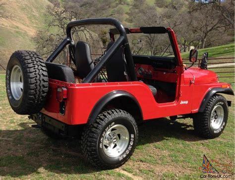 1982 Jeep Cj5 1982 Jeep Cj5 With Only 7 000 Original