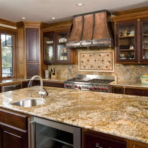 5 Inspirations: A Granite Countertop for Every Style