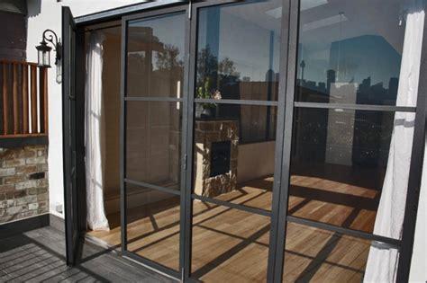 Folding Steel Doors by Steel Framed Bi Fold Doors Mumsnet Discussion