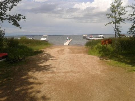 boat launch near my location by the boat launch picture of good spirit lake