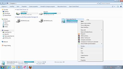 cara membuat bootable mini xp cara membuat usb flashdisk bootable technology computer