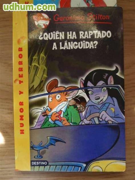 libro geronimo stilton 66 enigma libros geronimo stilton 10