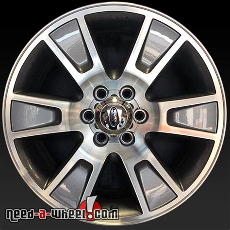 stock rims for ford f150 20 quot ford f150 wheels oem 2014 2015 machined rims 3787