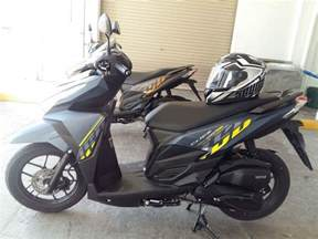 Honda Click Trail And Rider Telly Buhay Honda Click 150i