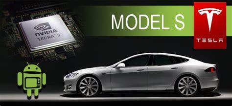 Auto Malen Für Anfänger by Tesla Model S Erstes Auto Der Welt Mit Ota Firmware Update