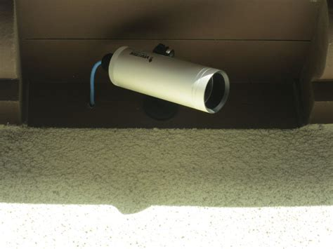 how to install a network surveillance security system