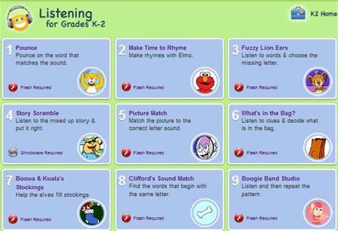 Listening Skills Worksheets For Kindergarten by Image Gallery Listening