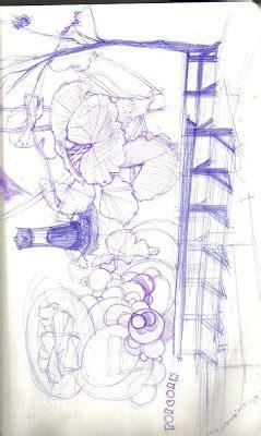 ling sketchbook summer