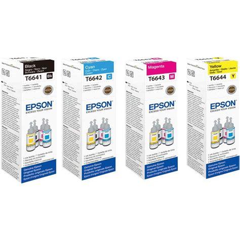 Toner Epson T6641 epson ink bottle t6641 t6642 t6643 t6644