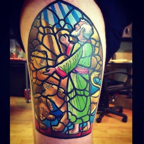stain glass tattoo 45 unique mosaic tattoos ideas