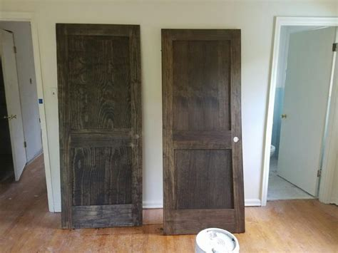 Pre Stained Interior Doors Best 25 Jacobean Stain Ideas On Pinterest Wood Stain Floor Stain Colors And Stain Colors