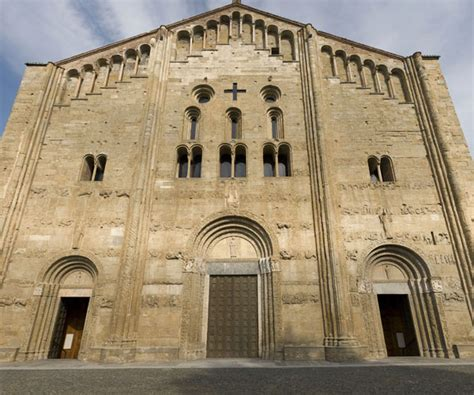 chiesa di san michele a pavia pavia