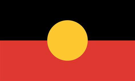 printable aboriginal flag bunting aboriginal flag australian institute of aboriginal and