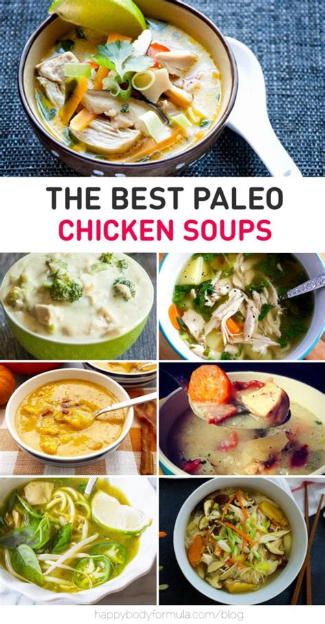 1024 best images about soups the best paleo chicken soup recipes happy formula
