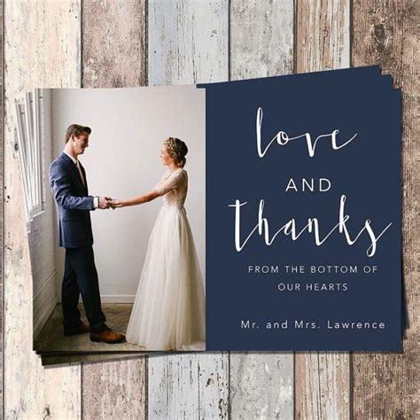 Best 25  Wedding thank you cards ideas on Pinterest