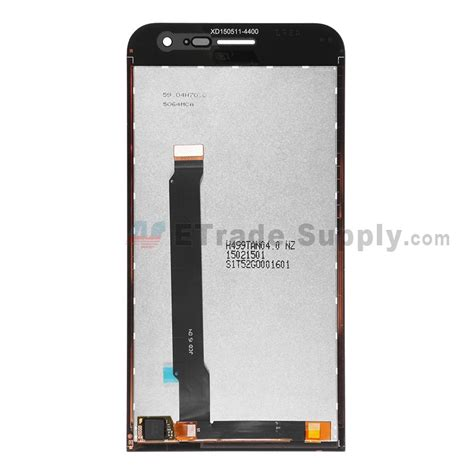 Lcd Touchscreen Asus Zenfone 2 Ori 5 5 Inc T3010 asus zenfone 2 ze500cl lcd screen and digitizer assembly black etrade supply