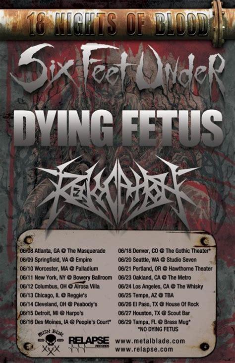 Kaos Dying Fetus Df 05 six album in its entirety courtesy