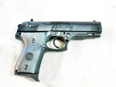 Pistol Mainan Desert Eagle Gun Gelang Karet handgun