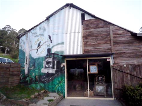 The Tool Shed Noojee by Melbourne Gastronome Gippsland Gastronome Day 1