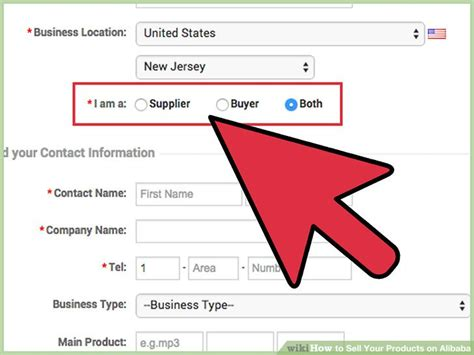 alibaba united states how to sell your products on alibaba with pictures wikihow