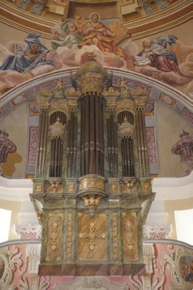 lecture organs and organ in slovene cultural