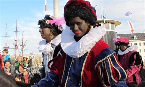 united nation body mulls dutch black pete racism claim