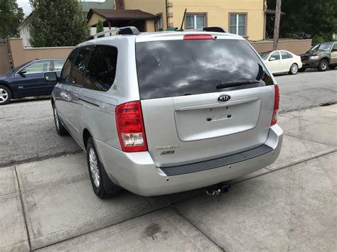 Used Kia Sedona 2012 Used 2012 Kia Sedona Lx Minivan 8 990 00