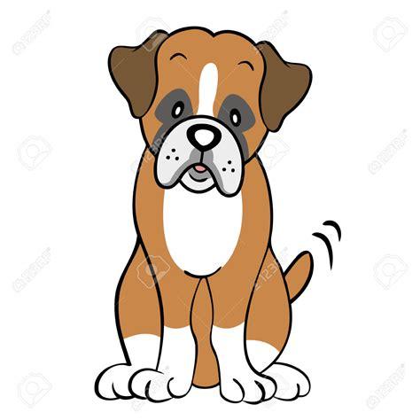 boxer dog silhouette clip art 50