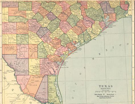 southeast texas county map southeast texas map