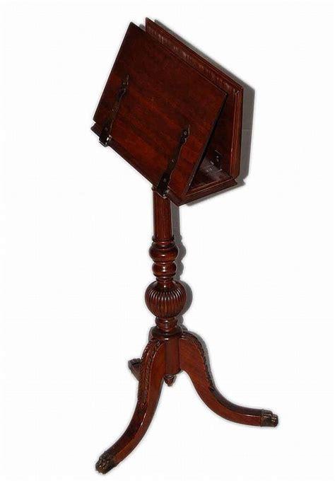 Pedestal Book Stand mahogany pedestal bible book stand
