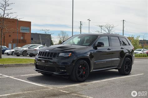 srt jeep 2017 jeep grand srt 8 2017 17 mai 2017 autogespot