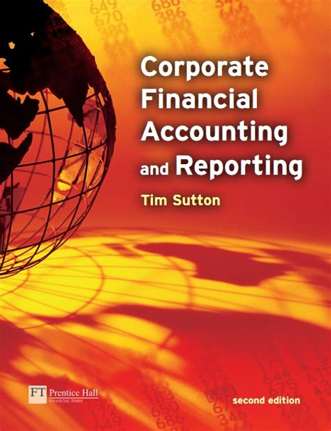 Corporate Financial Accounting corporate financial accounting reporting 2nd edition