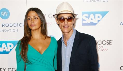 updated matthew mcconaughey and camila alves welcome baby 3