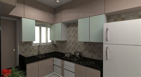 home interior design for 2bhk flat 2 bhk flat in hinjewadi contractorbhai