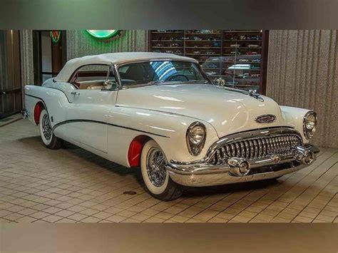 1953 buick skylark 1953 buick skylark for sale classiccars cc 940608