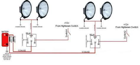 road light wiring diagram road lights wiring diagram efcaviation
