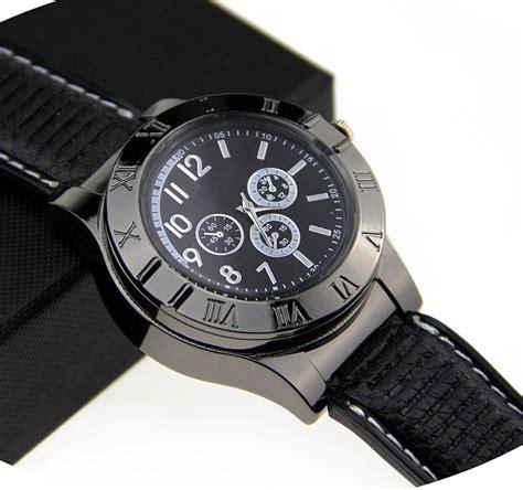 Jam Tangan Mancis Creative Watches Usb Powered With Lig Limited jam tangan mancis usb black jakartanotebook