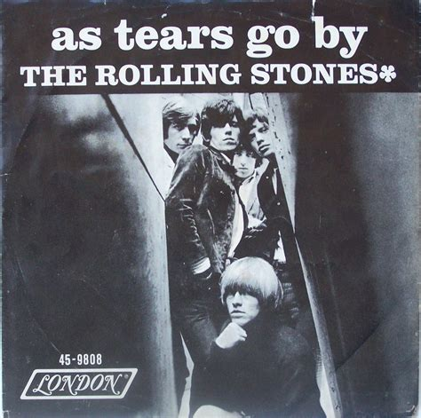 rolling the testo the rolling stones as tears go by traduzione testo