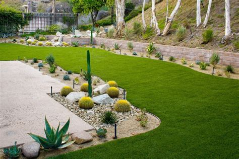 Los Angeles Southern California Drought Tolerant Landscape Landscaping Design