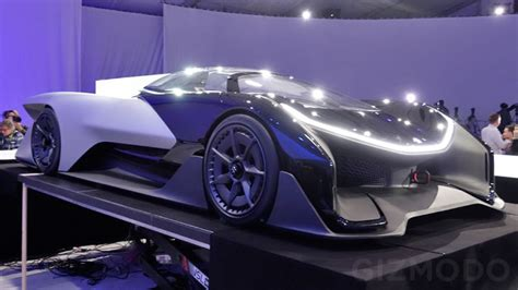 tesla supercar concept faraday future will challenge tesla with this