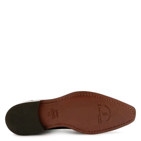 Handmade Loafers For - loafers for handmade in black leather