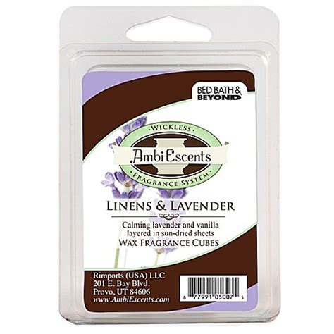 bed bath and beyond perfume linens and lavender fragrance cubes bed bath beyond