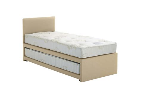 guest bed uk hypnos trio guest bed free pillows free delivery