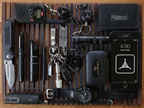 edc is everyday carry submitted by fred freeman