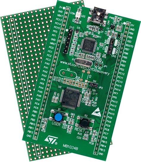 Dijamin Original Stm32f0 Discovery stm32f051r8t6 stm32f0 discovery