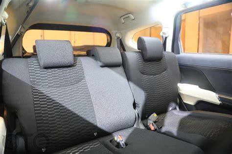 Airbag Penumpang Teriosrush keistimewaan interior all new toyota oto