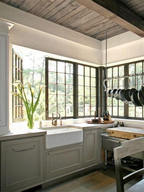 Choisir Ses Fen 234 Tres En Fonction Du Style De Sa Maison Kitchen Window House Plans