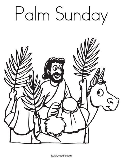 Coloring Pages Palm Sunday sparrow sunday school coloring pages coloring pages